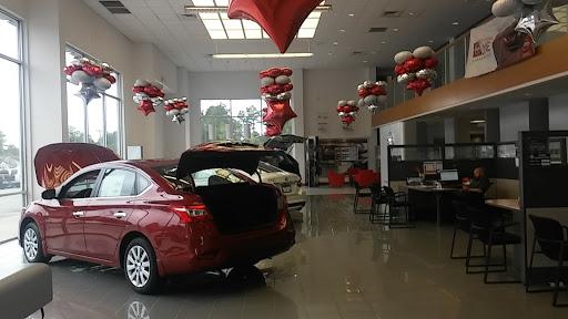 Nissan of Elizabeth City, 1712 N Road St, Elizabeth City, NC 27909, USA, Nissan Dealer