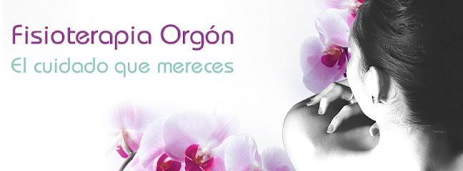 imagen de masajista Fisioterapia Orgón