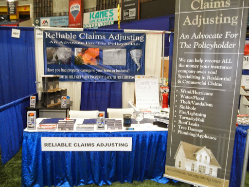 Small Claims Assistance Service «Reliable Claims Adjusting - Insurance Claims Adjuster», reviews and photos