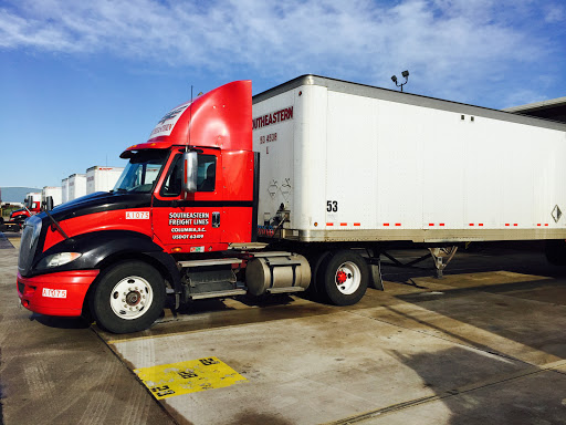 Trucking Company «Southeastern Freight Lines Inc», reviews and photos