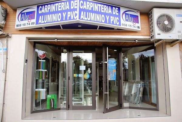Alugil Carpintería De Aluminio Y Pvc