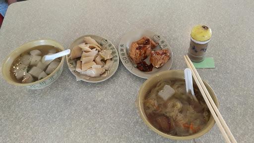 大碗公QQ豬腳飯.香嫩排骨飯