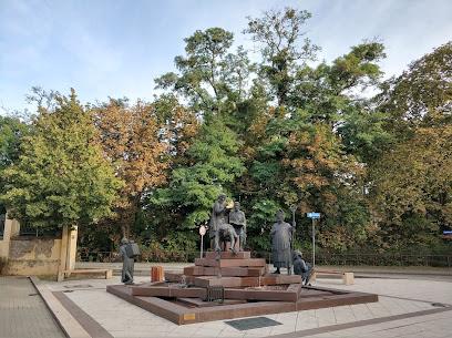 Heinrich Herzog von Sachsen Brunnen