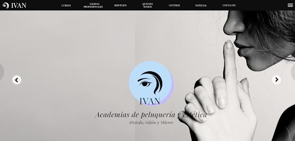 Centros Iván - Academia de Peluquería y Curso de Estética