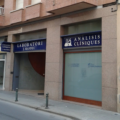 Laboratori Anàlisi Clíniques J. Masdeu