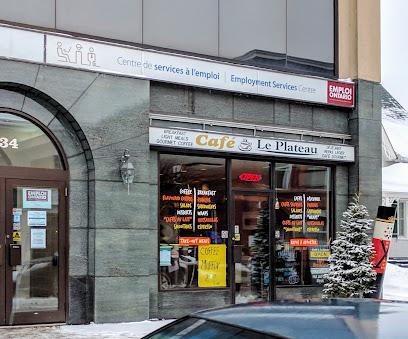 Café Le Plateau