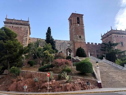 Ruïnes del castell del Puig
