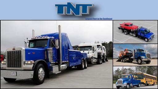 TNT Wrecker Service, 7583 Garth St, Beaumont, TX 77705, Towing Service