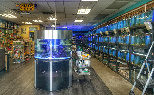 Tropical Fish Store «Fish Nook Pet Center», reviews and photos, 266 Great Rd, Acton, MA 01720, USA