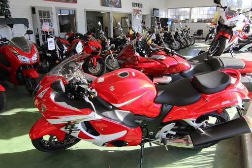 Motorcycle Dealer «Madera Honda Suzuki», reviews and photos, 100