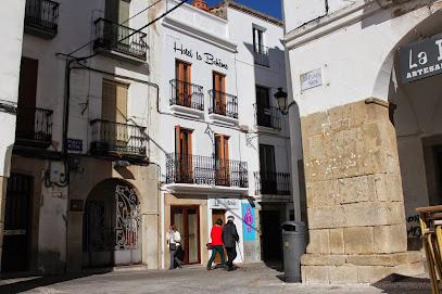 La Boheme 1 ¿Dónde Dormir en Cáceres?