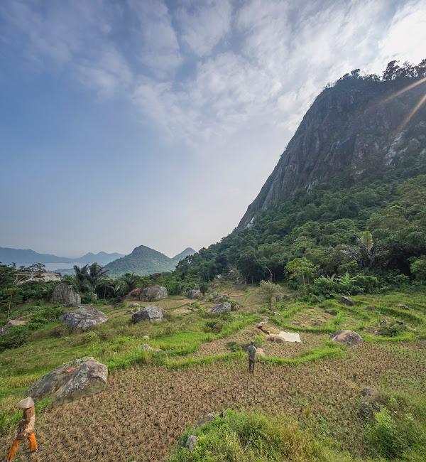 Wisata Alam Gunung Bongkok