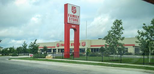 The Salvation Army, 10203 W Loop 1604 N, San Antonio, TX 78254, Thrift Store