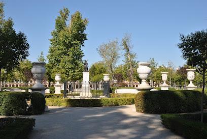 Isabel II Garden