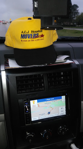 Mover «ACJ Houston Movers», reviews and photos