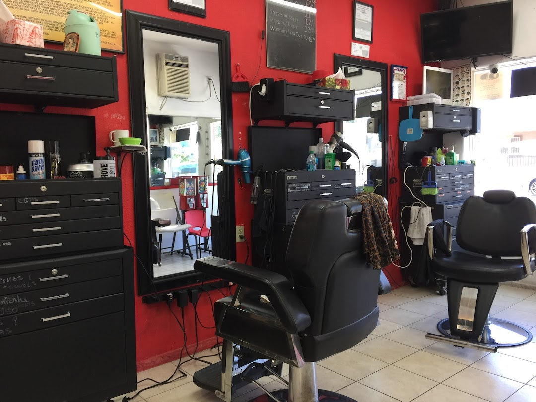 New Look Barber Shop in the city East Los Angeles