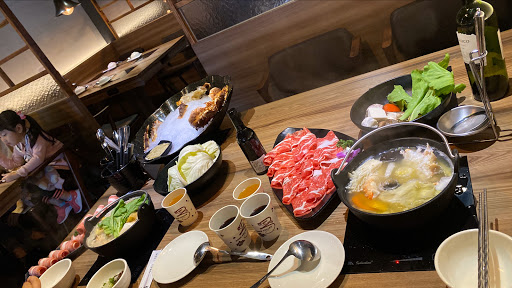 鍋藏精緻鍋物-新北三重人氣特色麻辣鍋推薦 宵夜鍋物 A5和牛火鍋 石頭火鍋