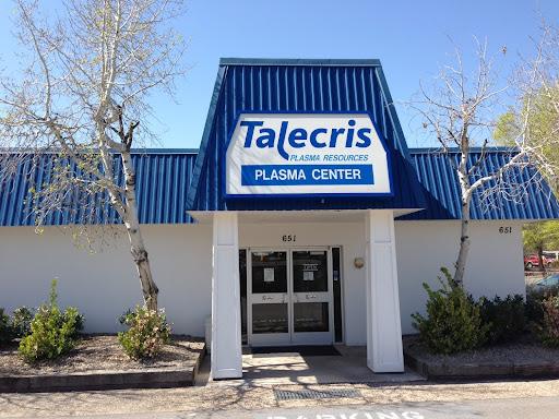 Talecris Plasma Resources, 651 Columbia Ln, Provo, UT 84604, Blood Donation Center