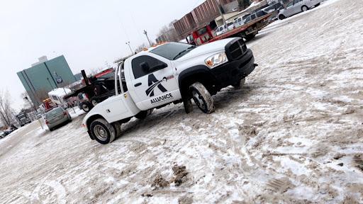 Towing Service REMORQUAGE ALLIANCE in Gatineau (Quebec) | AutoDir