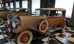 Browning-Kimball Classic Car Museum