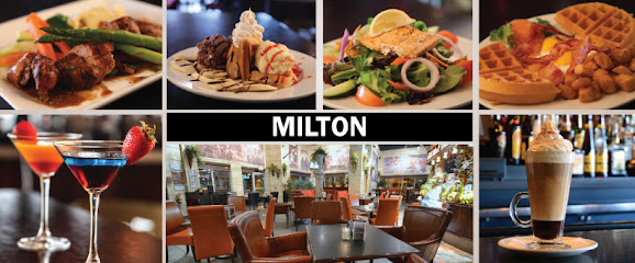 Symposium Cafe Restaurant & Lounge