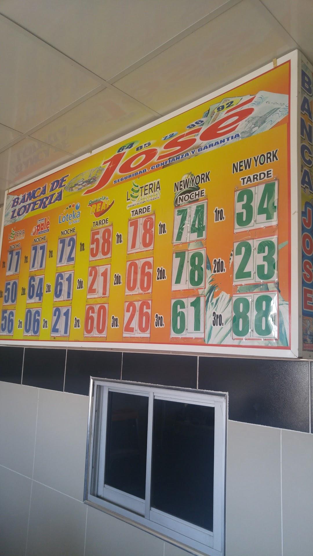 Consorcio De Bancas De Loterias José