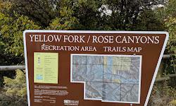Yellow Fork Canyon