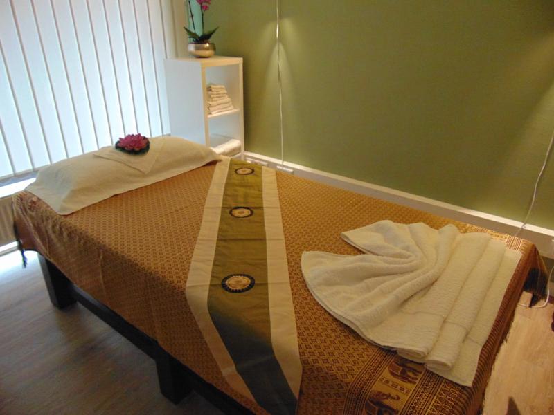 Allee berliner thai massage Bangkok Thaimassage