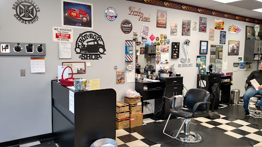 Hotrod Barbershop