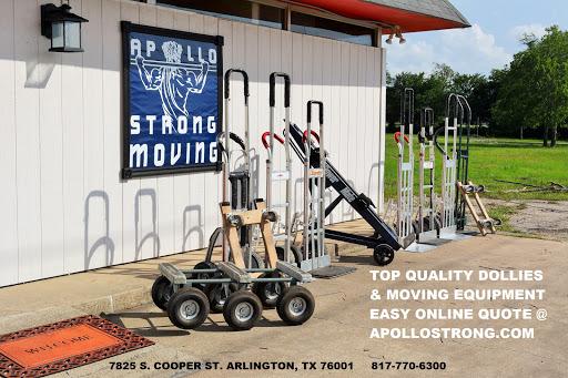 Mover «APOLLO STRONG MOVING», reviews and photos