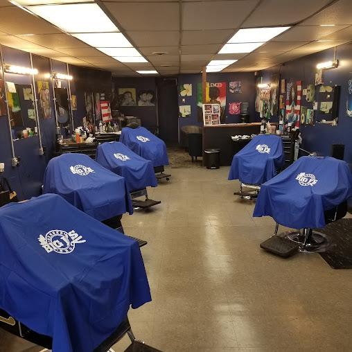 Big J's Barbershop