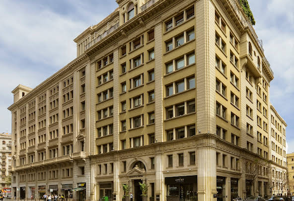 Grand Hotel Central Barcelona