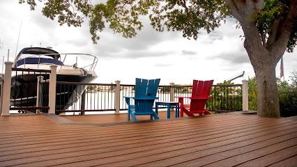 Building materials supplier Decks & Docks Lumber Company Fort Lauderdale