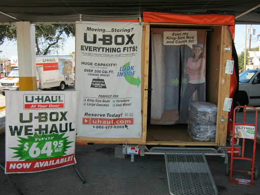 Truck Rental Agency «U-Haul Moving & Storage of Copperfield», reviews and photos