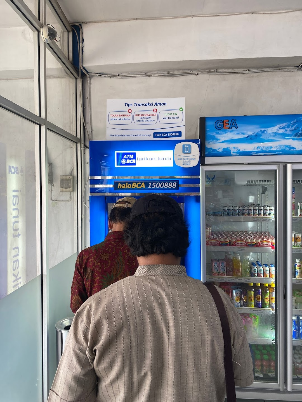 Atm Bank Bca Di Kota Bantul