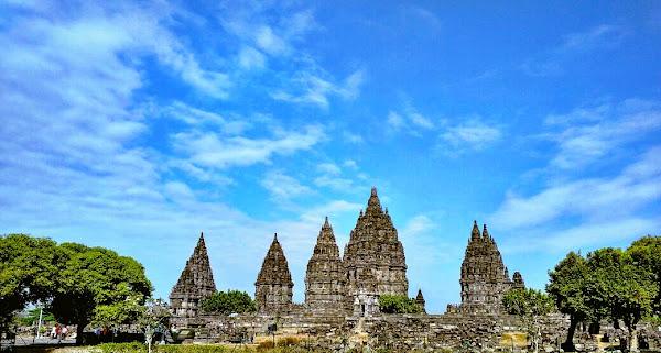 Tempat Wisata Di Klaten Candi Prambanan