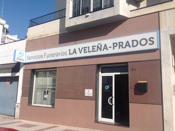 Funeraria La Veleña. Albia Vélez.