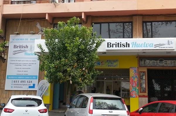 Academia British Huelva