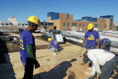 Goldenberg Roofing Nyc