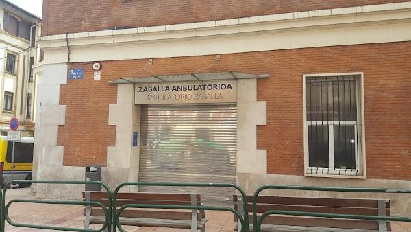 Ambulatorio Zaballa