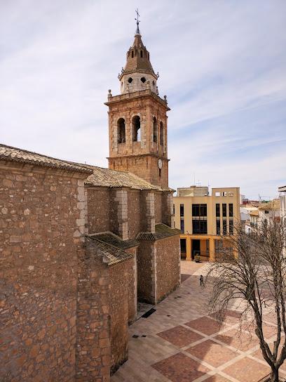 Iglesia Parroquial San Juan Bautista Y Santiago El Mayor