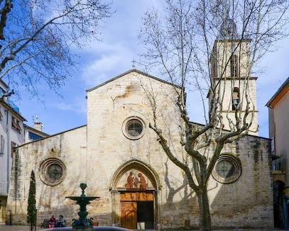 Église Saint-Sauveur de Manosque