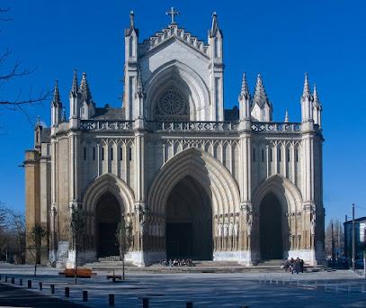 Cathedral María Inmaculada of Vitoria