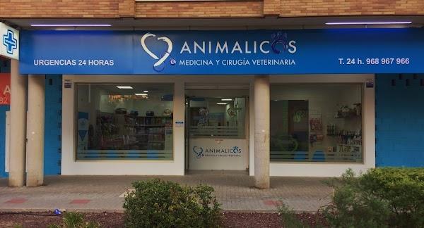 ANIMALICOS Medicina y Cirugía Veterinaria