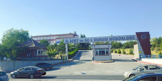 Ankara İl Afet ve Acil Durum Müdürlüğü (Afad)