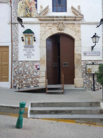 Santuario de Nuestra Señora del Carmen, Patrona de Rute