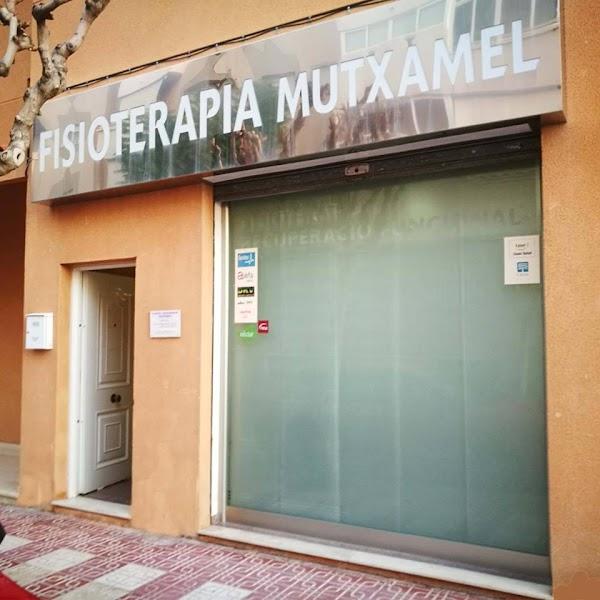Centro de Fisioterapia Mutxamel
