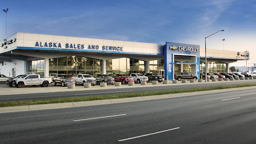Alaska Sales & Service - Anchorage