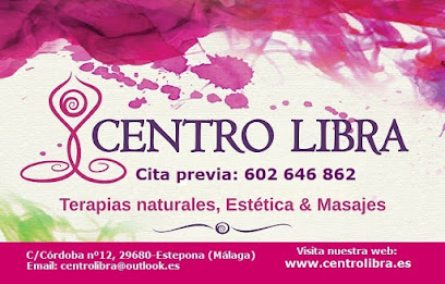 imagen de masajista Yolanda Fontiveros-Centro Libra