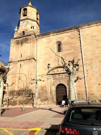 Parroquia de San Miguel Arcángel de Lodosa